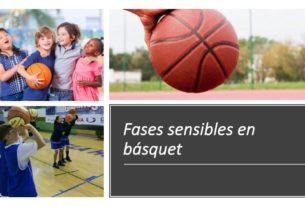 Fases sensibles en baloncesto