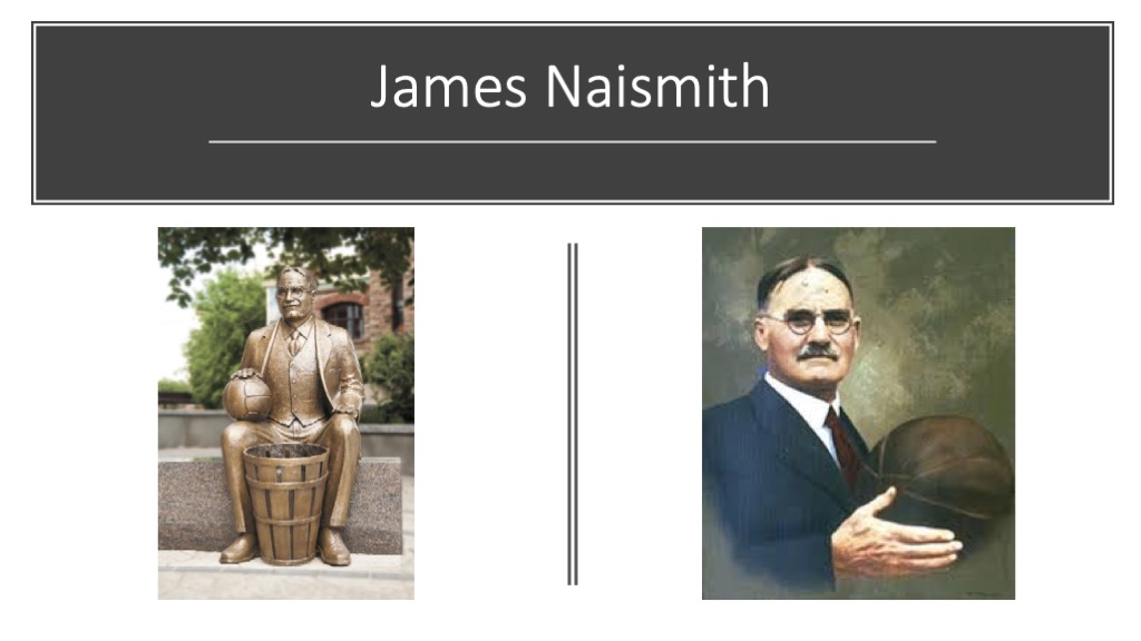 James Naismith, el padre del baloncesto