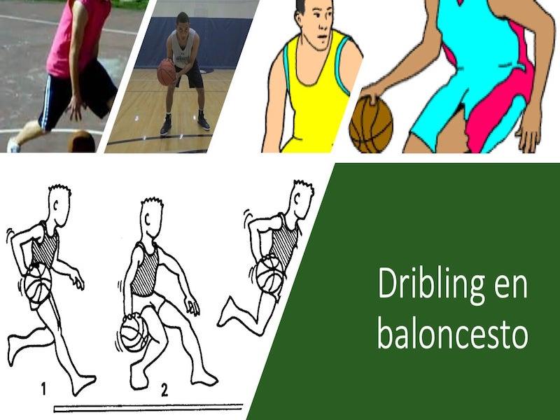 Dribling en baloncesto: Tipos y técnica