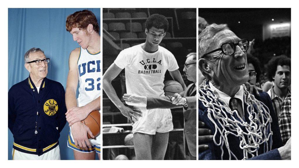 John Wooden en UCLA