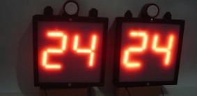 Reloj de posesión baloncesto
