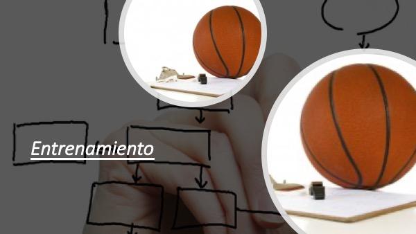 Entrenamiento Baloncesto