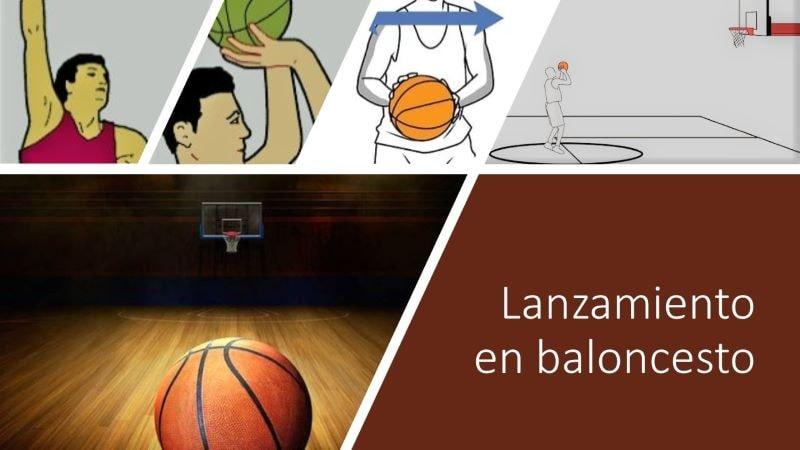 Lanzamiento en baloncesto